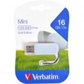 «Флешка USB 2.0 16Gb Verbatim Store'n'go MINI GOLF 98682»