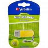 «Флешка USB 2.0 8Gb Verbatim Store'n'go MINI TENNIS»