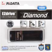 «Флешка USB 3.0 16Gb Ridata Black HD9»