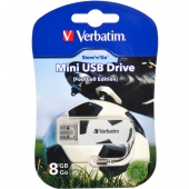 «Флешка USB 2.0 8Gb Verbatim Store'n'go MINI FOOTBAL»
