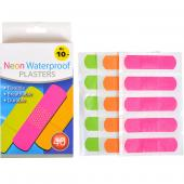 "«Пластир ""Neon Waterproof"" 7,2 * 1,9мм»"