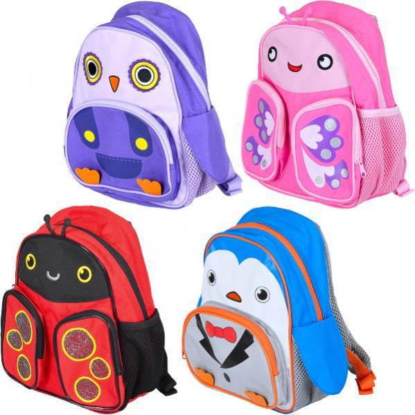 Рюкзак-міні для малюків Tiger 2925 26 23 13см 2925 купити оптом за ... a59c5499865ed